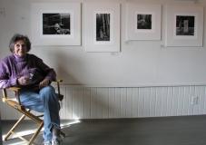 Mary Randlett at Gallery Cygnus, March 2011